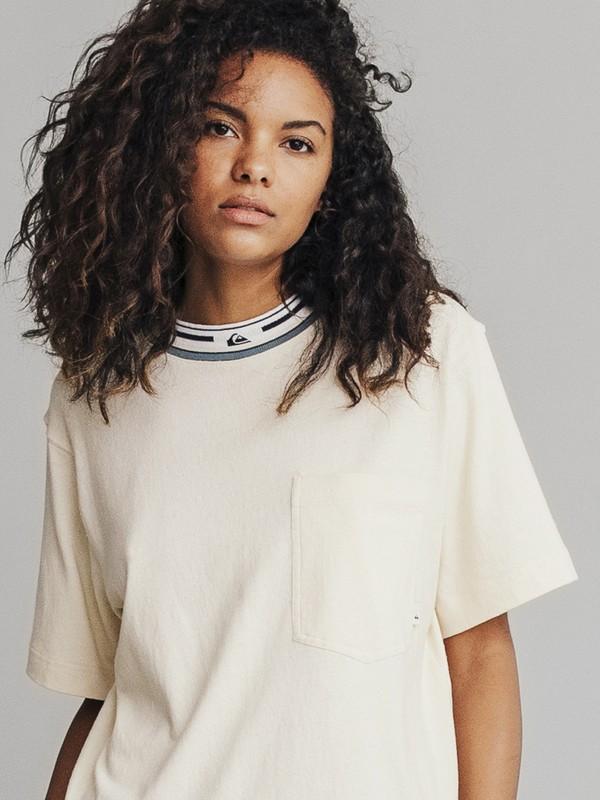 Quiksilver Womens - Cropped T-Shirt  EQWKT03009