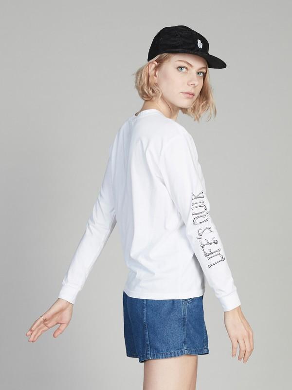 Quiksilver Womens - Long Sleeve T-Shirt for Women  EQWKT03013