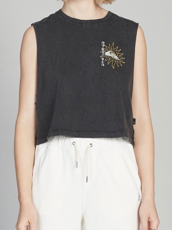 Quiksilver Womens - Sleeveless T-Shirt for Women  EQWKT03021