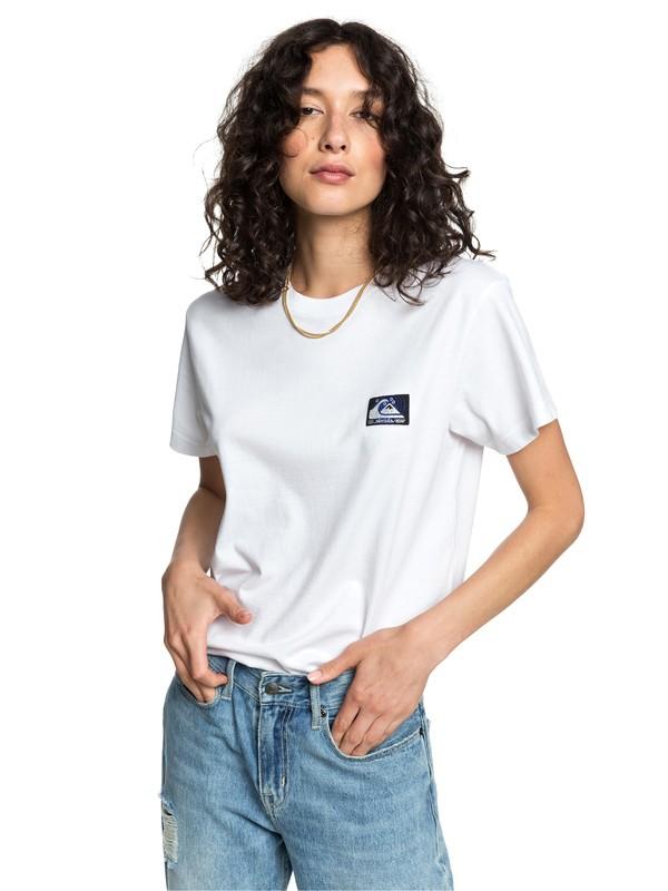 Quiksilver Womens - T-Shirt  EQWKT03040