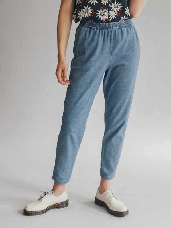 Quiksilver Womens - Tapered Cord Joggers  EQWNP03001