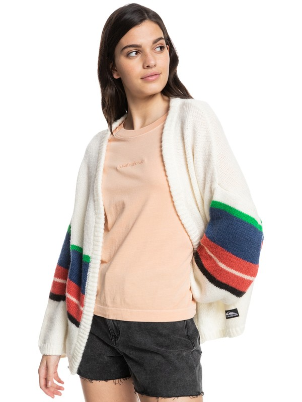 Outer Sunset - Cardigan for Women  EQWSW03007