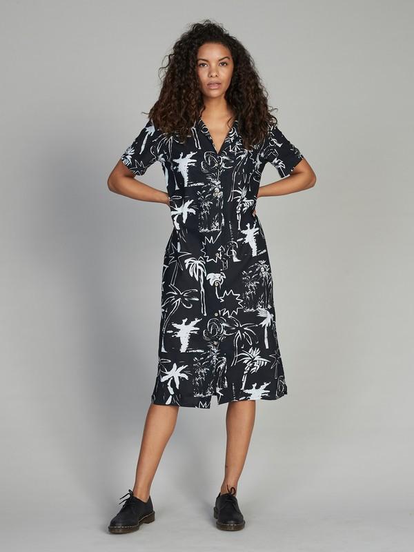 Quiksilver Womens - Short Sleeve Shirt Dress  EQWWD03000