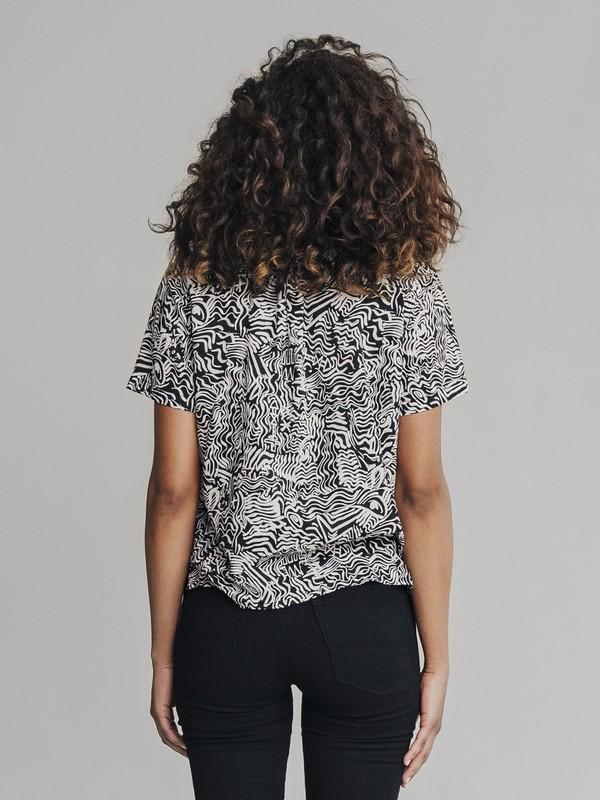 Quiksilver Womens - Short Sleeve Camp Shirt  EQWWT03005