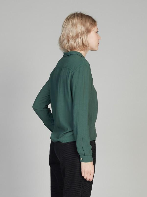 Quiksilver Womens - Long Sleeve Camp Shirt for Women  EQWWT03015