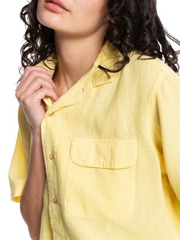 Quiksilver Womens Destination Trip - Short Sleeve Shirt for Women  EQWWT03068