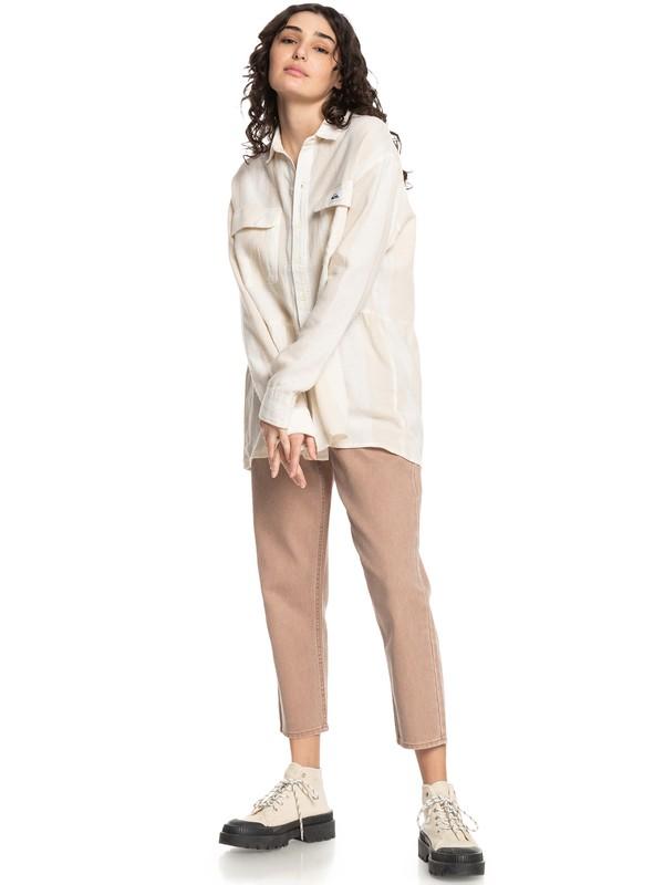 Quiksilver Womens Trip Out - Long Sleeve Shirt for Women  EQWWT03069