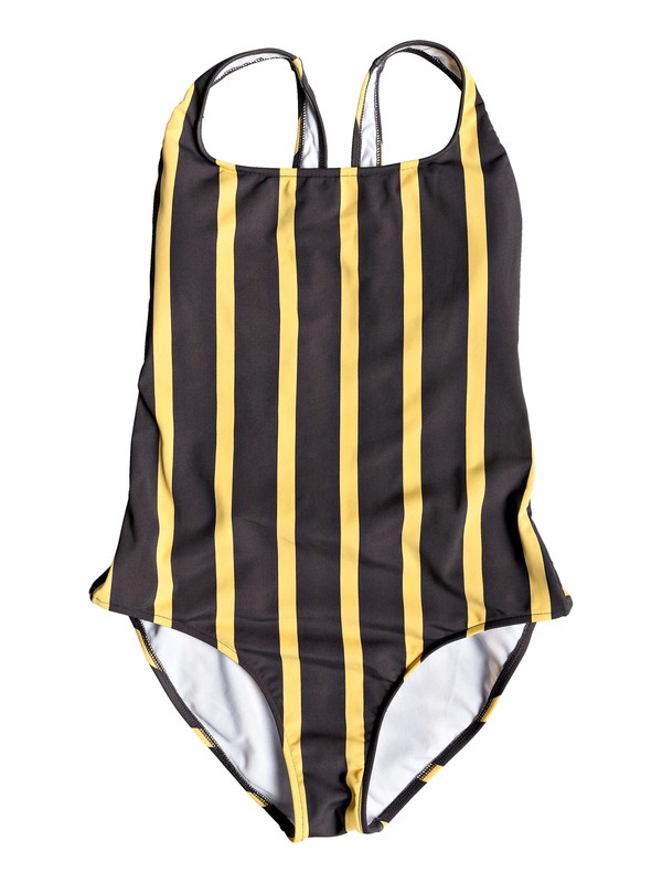 0 Quiksilver Womens - One-Piece Swimsuit Yellow EQWX103000 Quiksilver