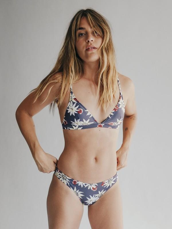 0 Quiksilver Womens - Reggiseno bikini da Donna Blue EQWX303000 Quiksilver
