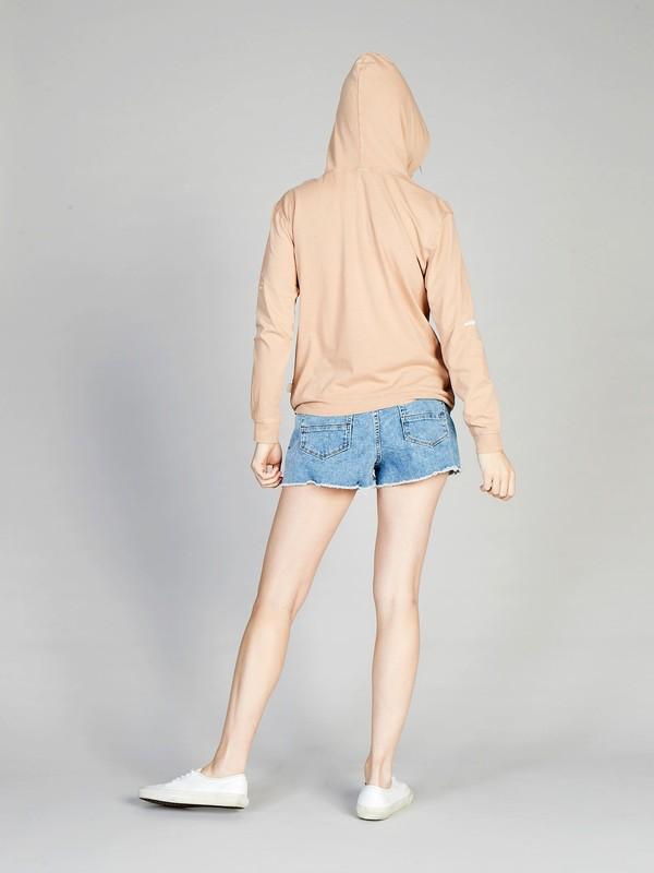 Quiksilver Womens - Long Sleeve Hooded T-Shirt  EQWZT03000