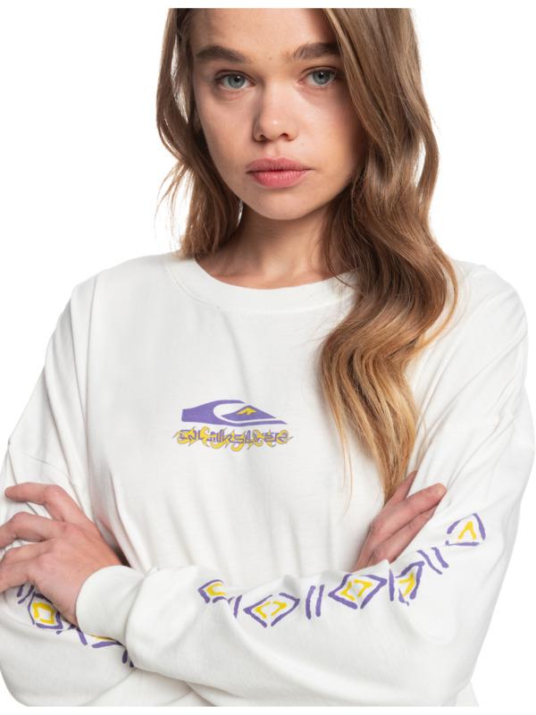 Fair - Organic Long Sleeve T-Shirt for Women  EQWZT03024