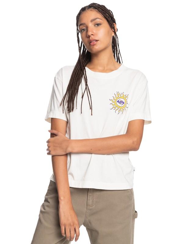Colorful Land - Organic T-Shirt for Women  EQWZT03026