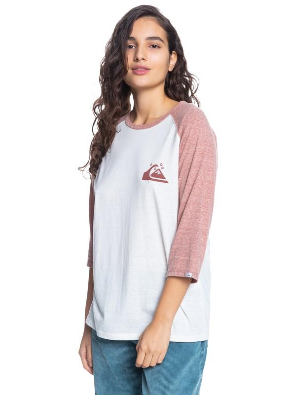 Quiksilver Womens - 3/4 Sleeve T-Shirt for Women  EQWZT03039