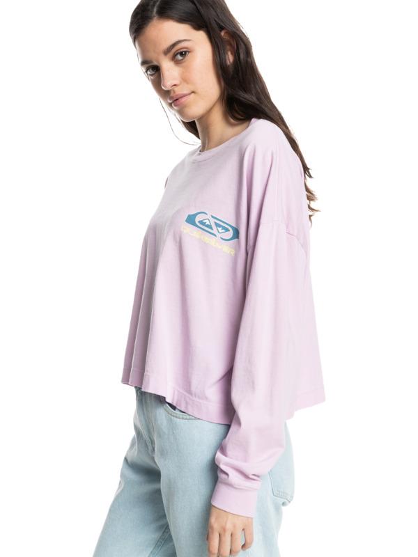 Return To The Moon - Long Sleeve T-Shirt for Women  EQWZT03062