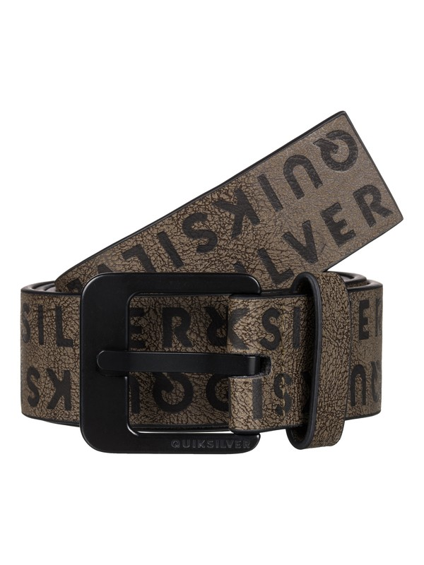 0 Primo Faux Leather Belt  EQYAA03284 Quiksilver