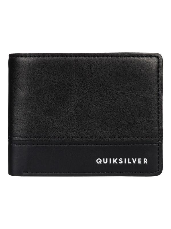 0 Supply Slim - Wallet  EQYAA03305 Quiksilver