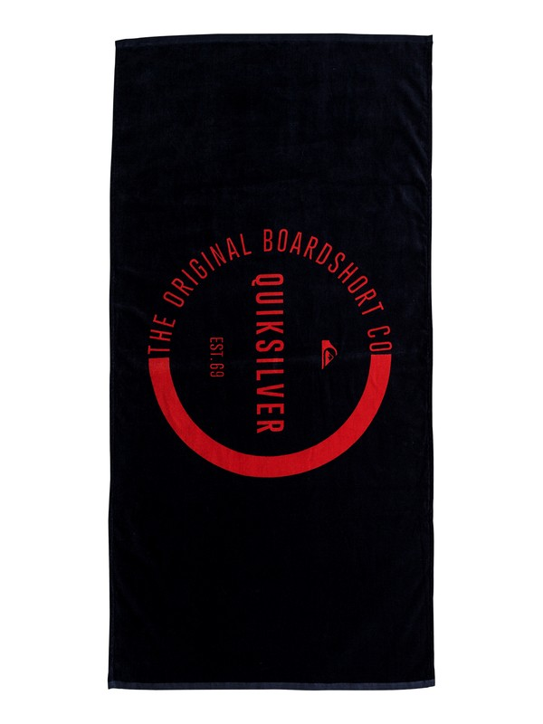 0 Chilling - Beach Towel Red EQYAA03456 Quiksilver