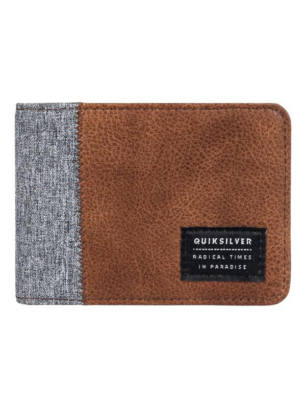 0 Slim Vintage Plus Wallet  EQYAA03519 Quiksilver