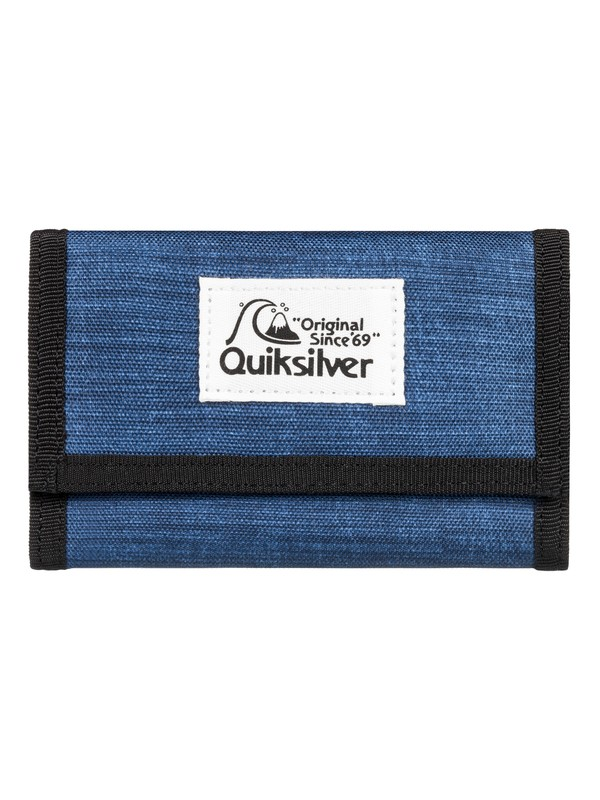 0 Cartera de Triple Pliegue - The Everydaily Azul EQYAA03530 Quiksilver