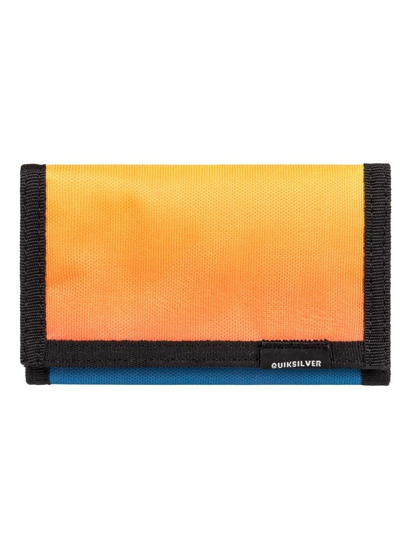 0 The Everydaily TriFold Wallet Yellow EQYAA03530 Quiksilver