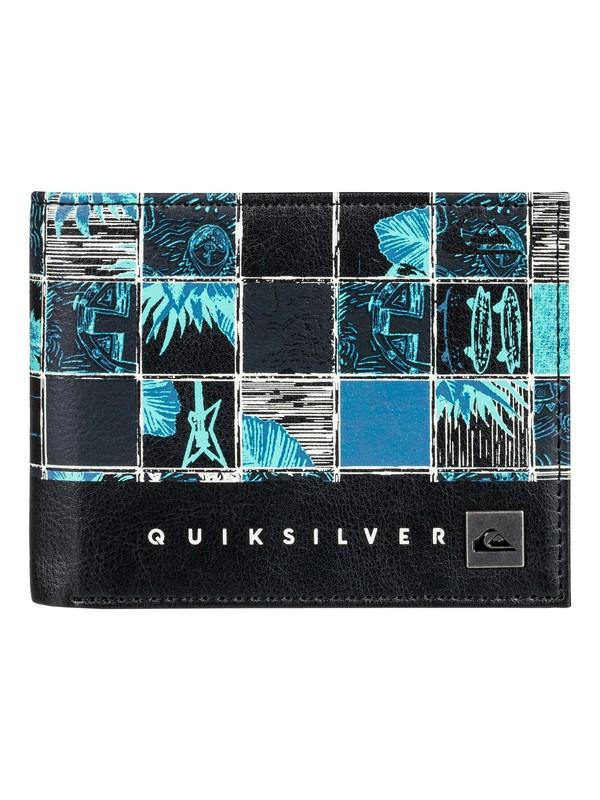 0 Кошелек Freshness Синий EQYAA03561 Quiksilver