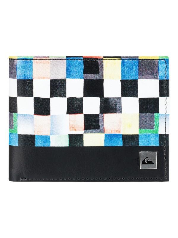 0 Freshness - Bi-Fold Wallet Orange EQYAA03561 Quiksilver