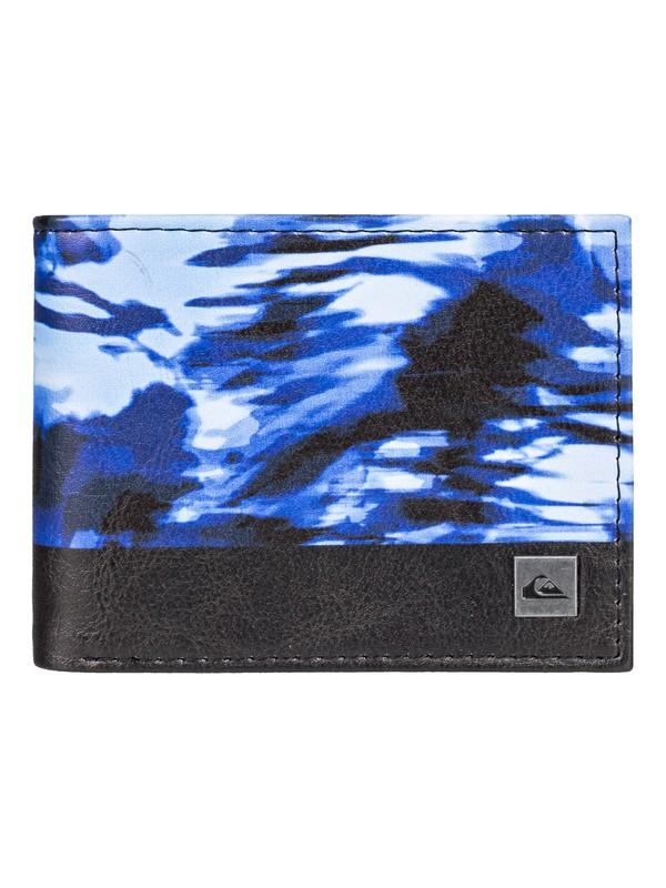 0 Freshness Bi-Fold Wallet Purple EQYAA03561 Quiksilver