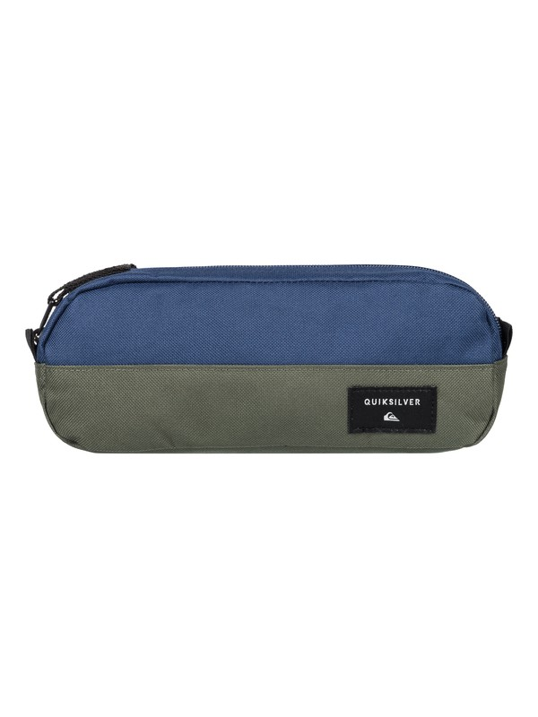0 Tasmen - Pencil Case Brown EQYAA03575 Quiksilver