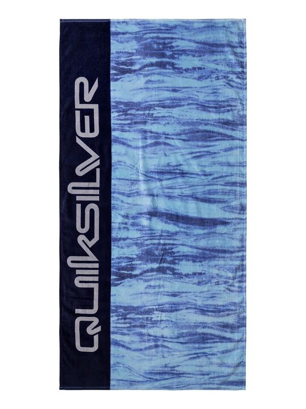 0 Freshness Beach Towel Blue EQYAA03602 Quiksilver