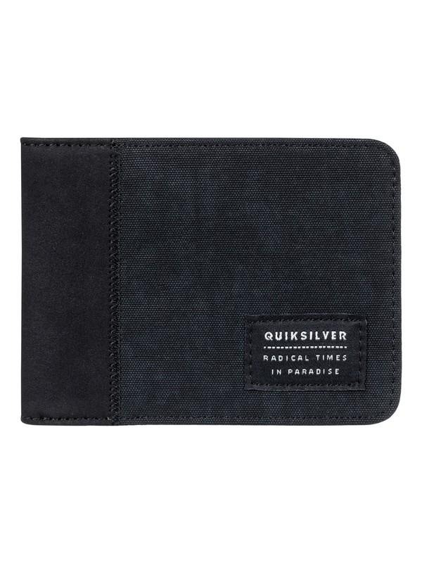 0 Vintage Plus Bi-Fold Wallet  EQYAA03644 Quiksilver
