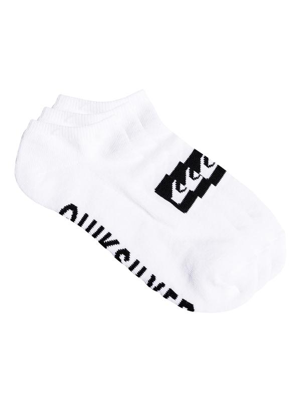 0 Quiksilver - Ankle Socks White EQYAA03667 Quiksilver