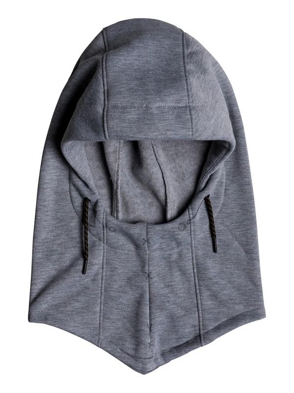 0 Preston - Braga de cuello con capucha Negro EQYAA03681 Quiksilver