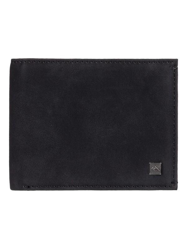 0 Scorpionfish - Tri-Fold Wallet Black EQYAA03753 Quiksilver
