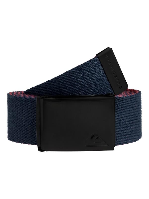0 Cinturón de Cinta Tejida -The Jam Azul EQYAA03791 Quiksilver