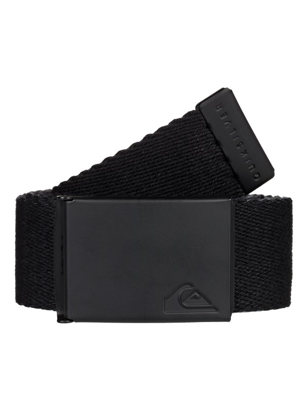 0 The Jam Webbing Belt Black EQYAA03791 Quiksilver