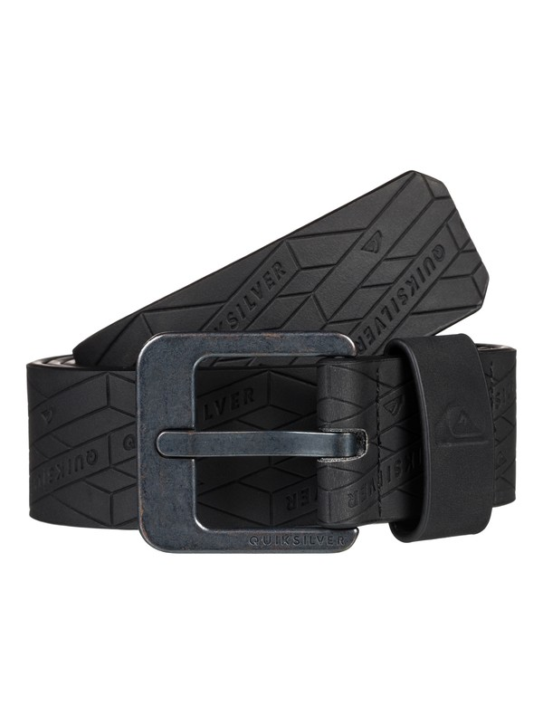 0 Always Primo Faux Leather Belt Black EQYAA03832 Quiksilver