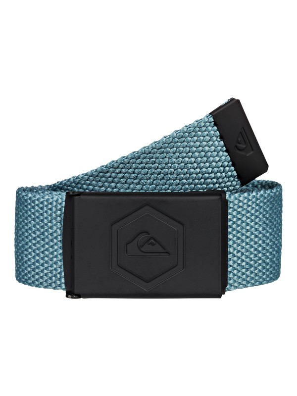 0 Principle Webbing Belt Brown EQYAA03840 Quiksilver