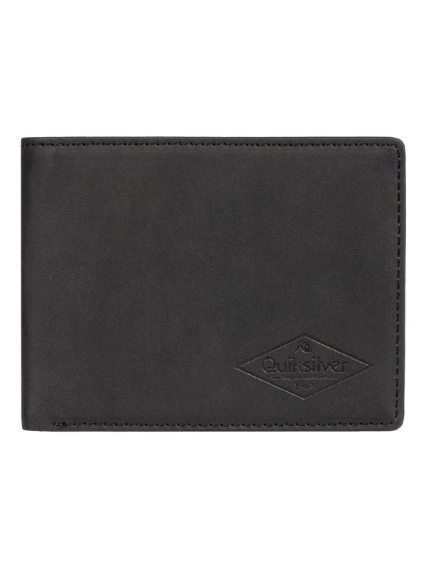 Slim Vintage - Bi-Fold Leather Wallet for Men  EQYAA03848