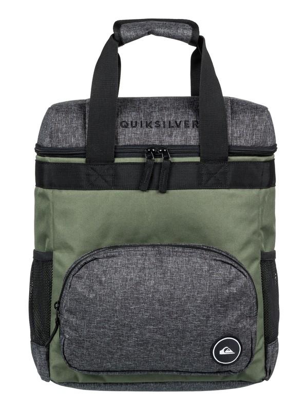 0 Pactor 25L Medium Cooler Backpack Brown EQYBA03087 Quiksilver