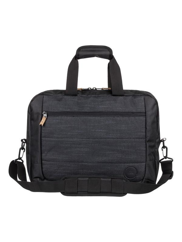 0 Carrier - Borsa tascapane Black EQYBA03098 Quiksilver