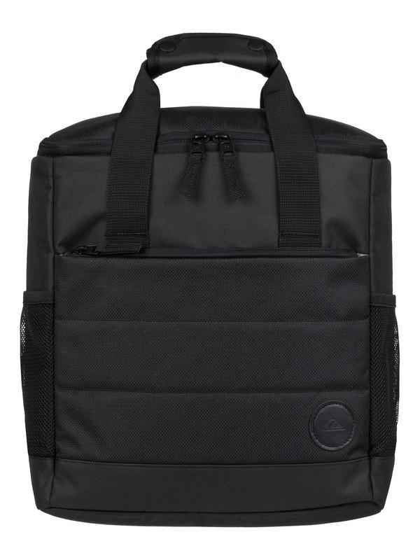0 New Pactor 18L Medium Cooler Backpack Black EQYBA03104 Quiksilver