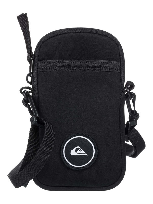 0 New Black Dies - Shoulder Strap Pocket Black EQYBA03105 Quiksilver