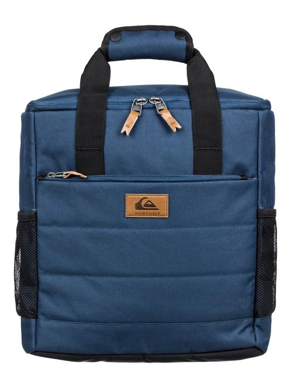 0 New Pactor 18L Medium Cooler Backpack Blue EQYBA03129 Quiksilver