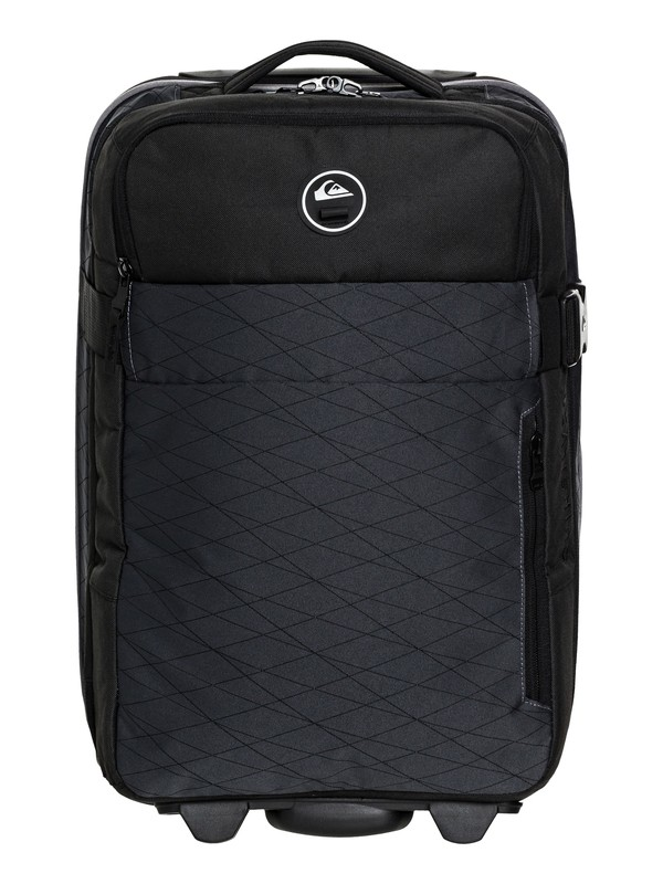 0 New Horizon 32L Wheeled Cabin Luggage  EQYBL03140 Quiksilver