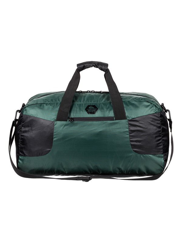 0 Packable 43L - Large Packable Duffle Bag Green EQYBL03157 Quiksilver
