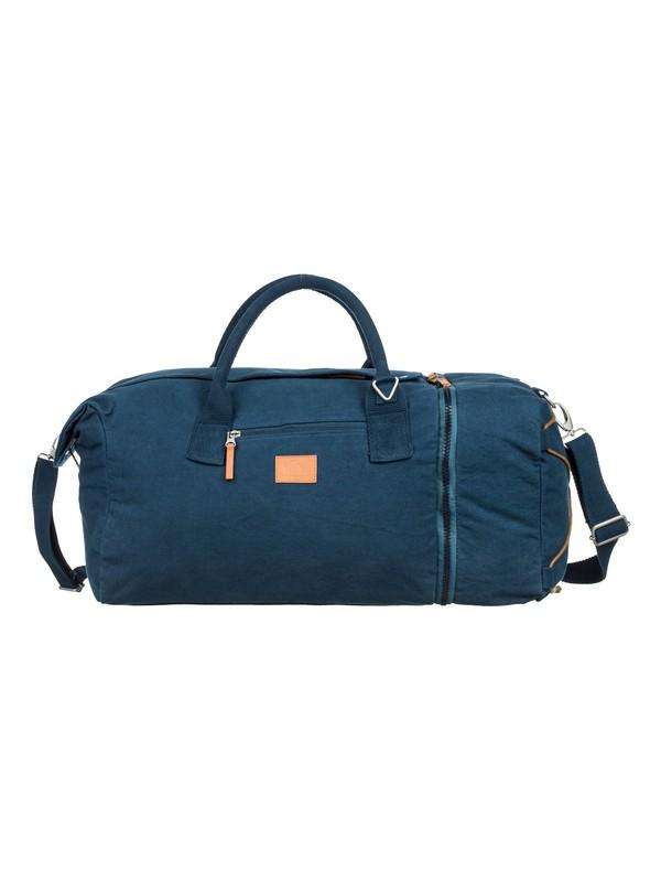 0 Premium Weekender 42L Large Convertible Duffle Bag Backpack Blue EQYBL03172 Quiksilver