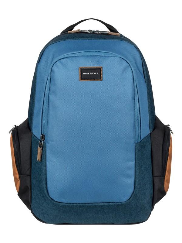 0 Schoolie Plus 25L - Mochila Mediana Azul EQYBP03403 Quiksilver