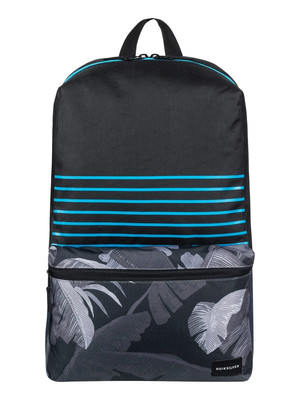 0 Night Track 24 L - Zaino medio Blue EQYBP03407 Quiksilver