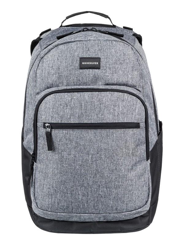 0 Schoolie Special Medium Backpack Grey EQYBP03471 Quiksilver