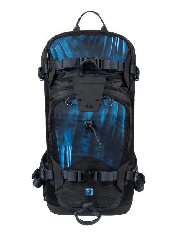 0 Travis Platinum 24L Medium Snowboard Backpack Blue EQYBP03474 Quiksilver